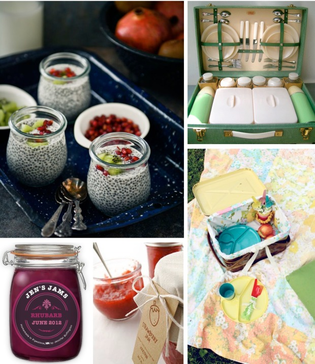 Collectic Vintage - Gifts to eat
