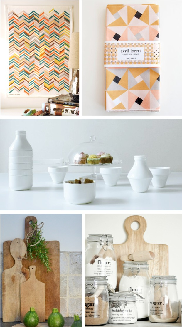 Collectic Vintage - Kitchen Gifts