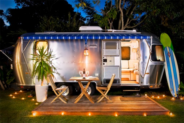 Collectic Vintage - Accommodation Retro Airstream Byron Bay 1
