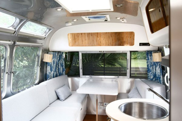 Collectic Vintage - Accommodation Retro Airstream Byron Bay 2