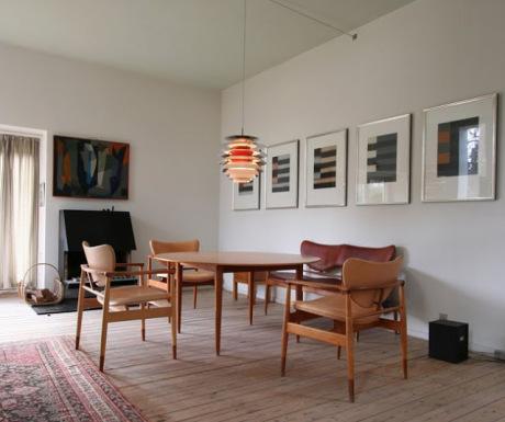 Finn Juhl's Mid-Century Home_Collectic Vintage 12