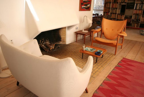 Finn Juhl's Mid-Century Home_Collectic Vintage 3