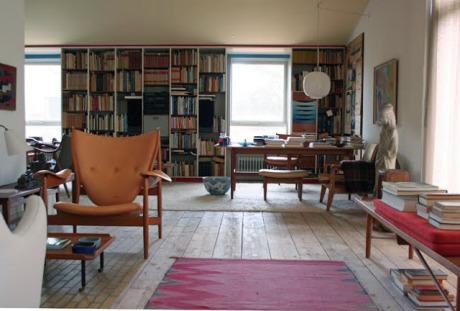 Finn Juhl's Mid-Century Home_Collectic Vintage 6
