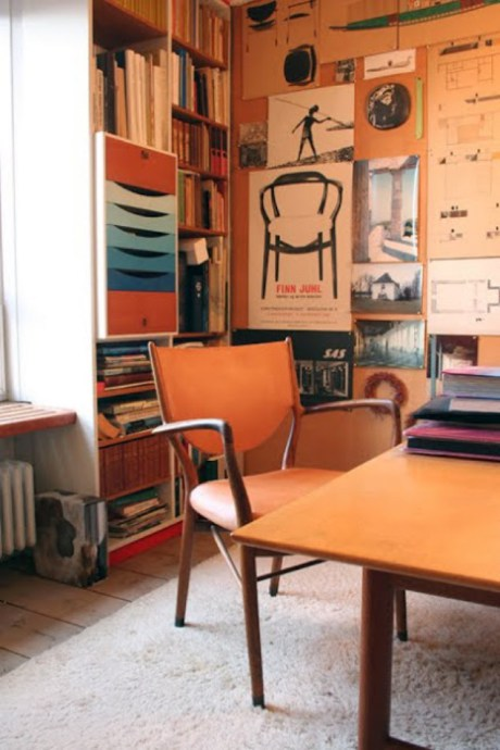 Finn Juhl's Mid-Century Home_Collectic Vintage 8