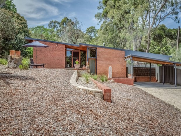 Adelaide Mid Century Modern House Collectic Vintage